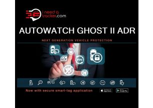 Autowatch Ghost II with ADR Tag