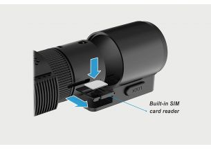 BlackVue DR750 - 2CH LTE Front and Rear 4G Enabled