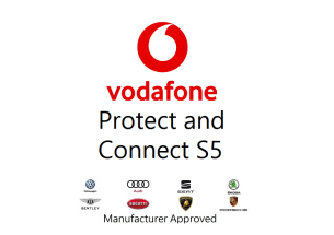 Vodafone Protect and Connect S5 GPS Tracker System - ineedatracker.com