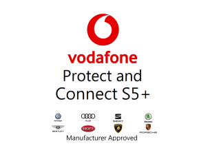 Vodafone Protect and Connect S5 Plus GPS Tracker System - ineedatracker.com