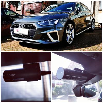 Audi A4 Dash Cam
