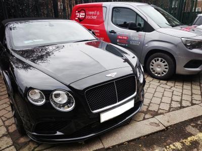 Bentley Continental GT Dash Cam