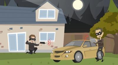 Protecting Yourself from Keyless Car Theft