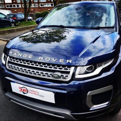 Autowatch Ghost Range Rover Evoque