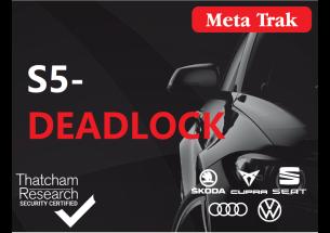 Meta Trak S5 Deadlock GPS Tracker System - ineedatracker.com