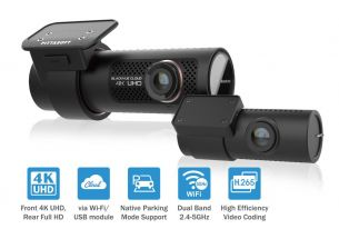Blackvue DR900X - 4G Front and Rear 4K Dash Cam