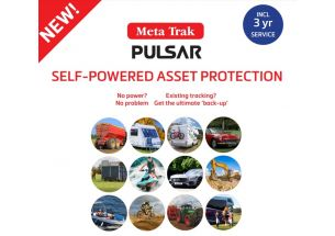 Meta Trak Pulsar S7 - Battery Powered