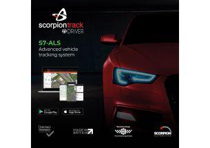 ScorpionTrack S7 ALS GPS Tracker system  - ineedatracker.com
